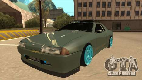 Elegy Hellaflush para GTA San Andreas