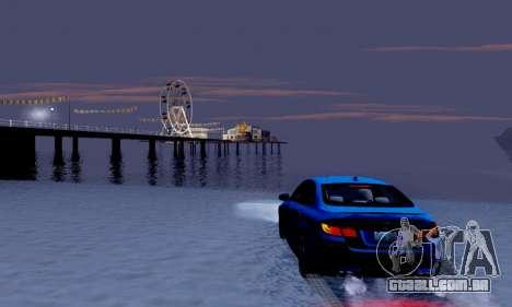 Realistic ENBSeries para GTA San Andreas segunda tela