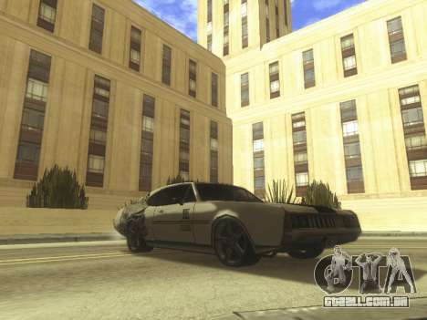 Clover Modified para GTA San Andreas