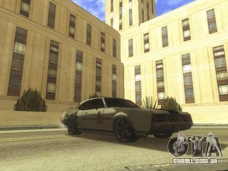 Clover Modified para GTA San Andreas