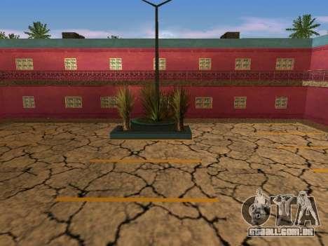 Novas texturas em Jefferson para GTA San Andreas quinto tela