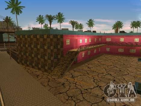 Novas texturas em Jefferson para GTA San Andreas segunda tela