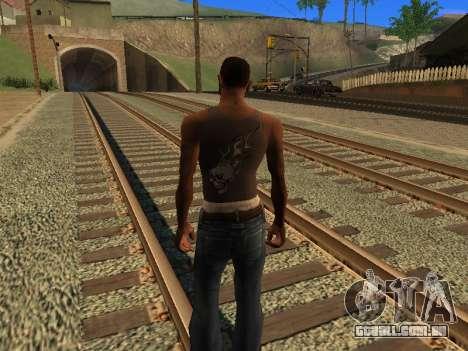 Novo Mike CJ para GTA San Andreas segunda tela