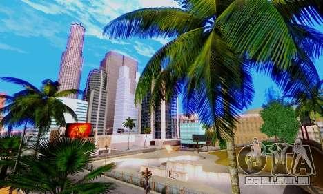 Realistic ENBSeries para GTA San Andreas sexta tela