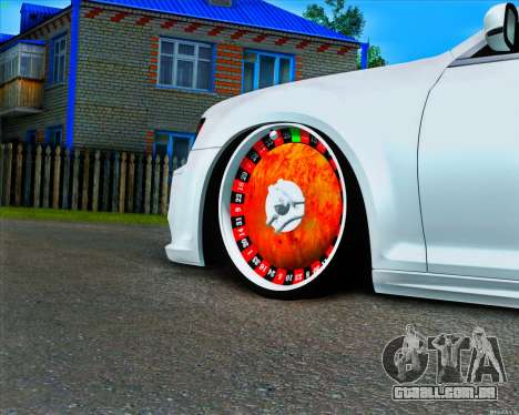 Chrysler 300C SRT-8 MANSORY_CLUB para vista lateral GTA San Andreas