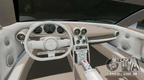 Chrysler ME Four-Twelve [EPM] para GTA 4 vista lateral