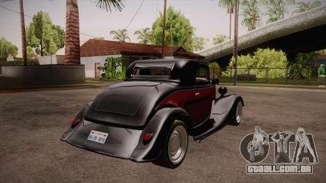 Hot Rod Extreme para GTA San Andreas vista direita