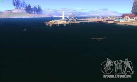 ENBSeries by MatB1200 V1.1 para GTA San Andreas segunda tela