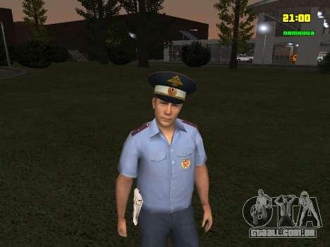 DPS oficial para GTA San Andreas
