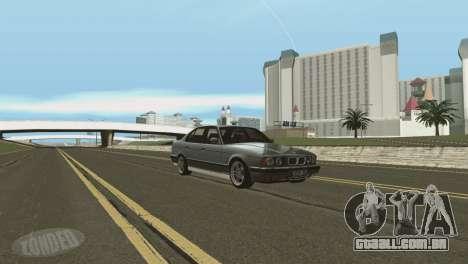 Grama em Las Venturase. para GTA San Andreas por diante tela