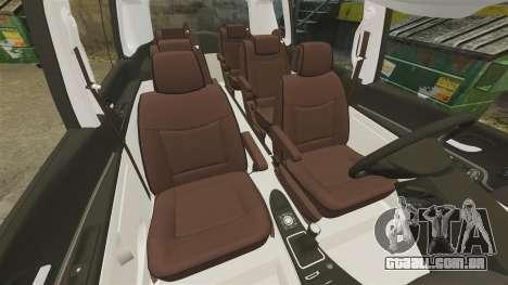 Renault Espace IV Initiale para GTA 4 vista lateral