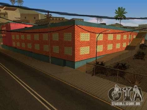 Novas texturas em Jefferson para GTA San Andreas sétima tela