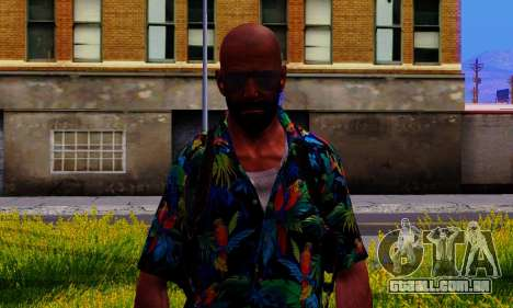 Realistic ENBSeries para GTA San Andreas sétima tela