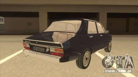 Dacia 1310 para GTA San Andreas vista direita