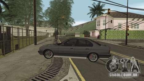 Grama em Las Venturase. para GTA San Andreas sexta tela
