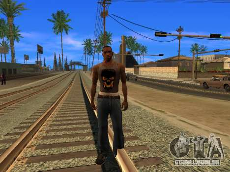 Novo Mike CJ para GTA San Andreas