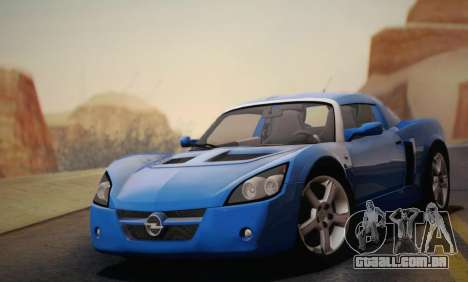 Opel Speedster Turbo 2004 para as rodas de GTA San Andreas