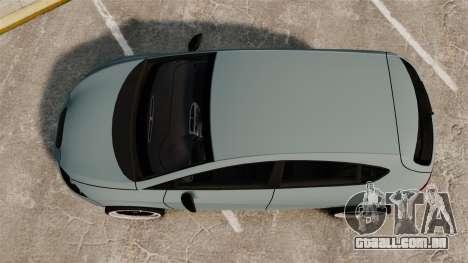 Seat Leon Gtaciyiz para GTA 4 vista direita
