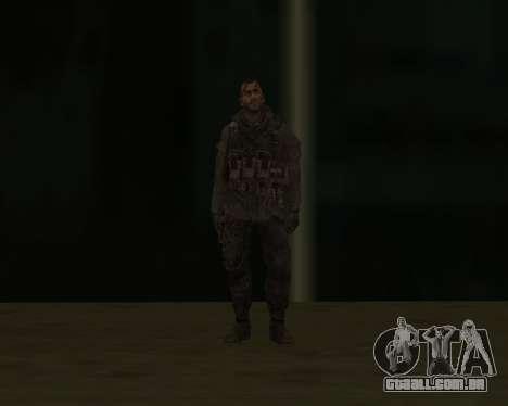 Sabão para GTA San Andreas segunda tela