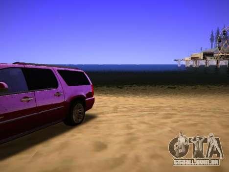 ENBSeries v4 by phpa para GTA San Andreas oitavo tela