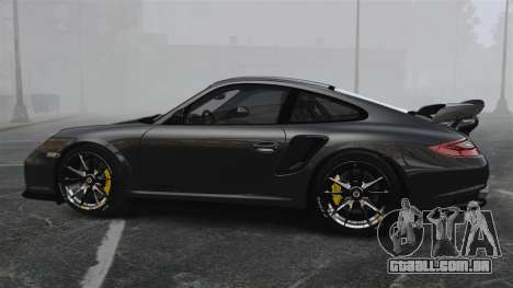 Porsche 997 GT2 2012 Simple version para GTA 4 esquerda vista