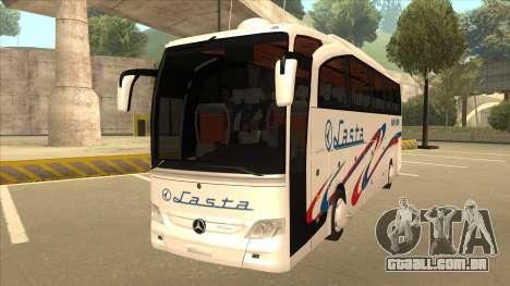 Mercedes-Benz Lasta Bus para GTA San Andreas