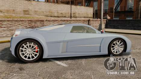 Chrysler ME Four-Twelve [EPM] para GTA 4 esquerda vista