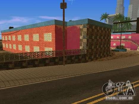 Novas texturas em Jefferson para GTA San Andreas décimo tela