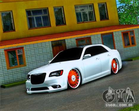 Chrysler 300C SRT-8 MANSORY_CLUB para GTA San Andreas