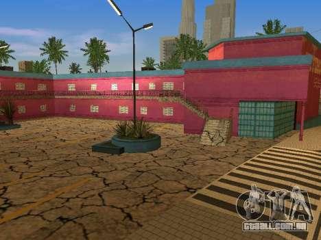 Novas texturas em Jefferson para GTA San Andreas terceira tela