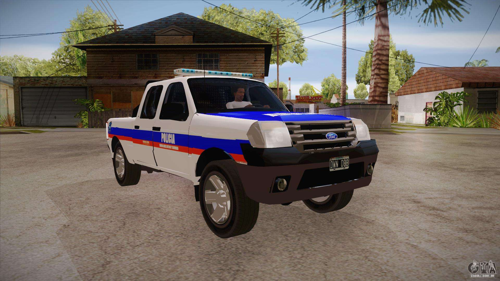Ford Ranger 2011 Province of Buenos Aires Police para GTA ...