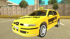 Seat Leon Belgrade Taxi