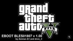 GTA 5 Hacks For 1.00 By Ammar-A1 V4 BLES