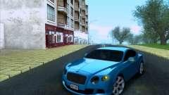 Bentley Continental GT Final 2011