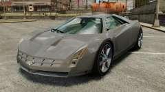 Cadillac Cien XV12 [EPM] para GTA 4