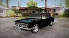 Datsun 510 RB26DETT Black Revel para GTA San Andreas