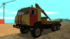 Caminhão de reboque 43114 KAMAZ