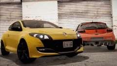 Renault Megane RS Tunable para GTA San Andreas