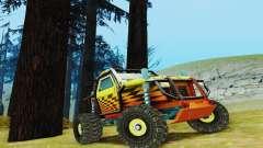 Coringa de protótipo UAZ para GTA San Andreas