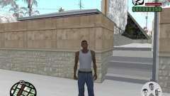 Alternar entre personagens como em GTA V