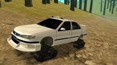 Peugeot 406 Grizzli para GTA San Andreas
