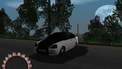 Lada 2170 limousine para GTA San Andreas