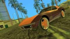 Chevrolet Corvette C3 Tuning