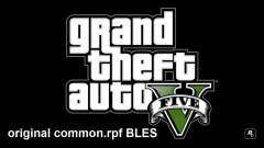 Original common.rpf BLES