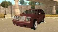 Cadillac Escalade 2002 para GTA San Andreas