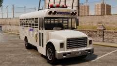 O ônibus da prisão Liberty City