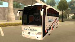 Mercedes-Benz Lasta Bus para GTA San Andreas