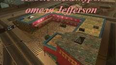 Novas texturas em Jefferson