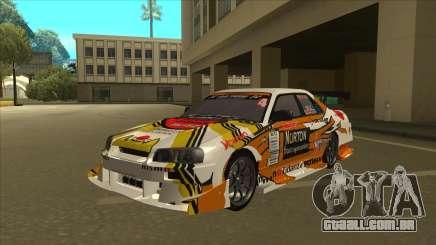 Nissan Skyline ER34 Uras GT Blitz 2010 para GTA San Andreas