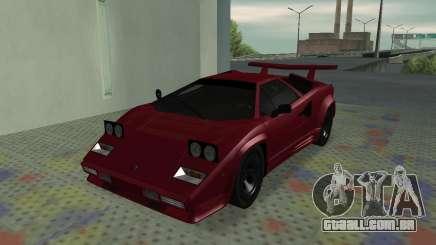 Lamborghini Countach LP5000 Extreme para GTA San Andreas